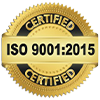 ISO 9001:2015 Certified Firm